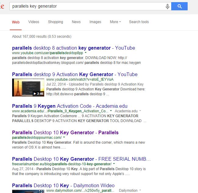 Parallels desktop activation key generator