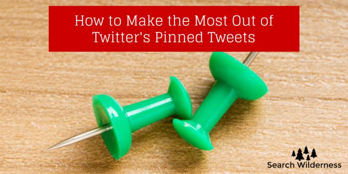 twitter pinned tweets