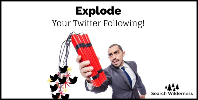 how to get twitter followers - explosion header