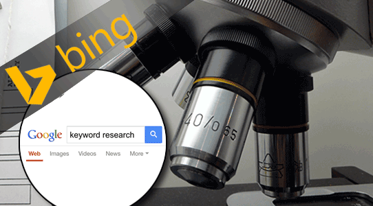 Using Bing Ads Intelligence to Turbocharge Your SEO Keyword Research